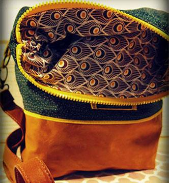 sac à main modèle léontine