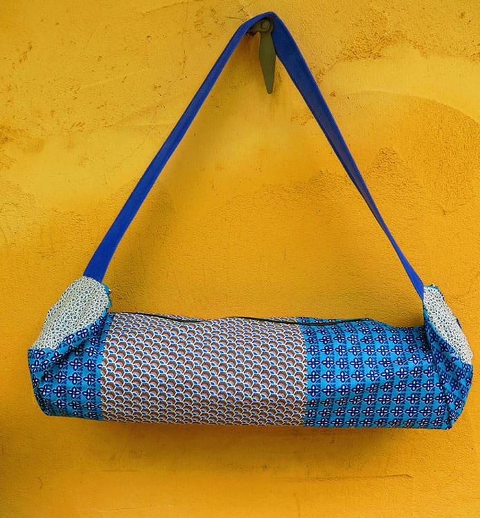 sac de rangement tapis de yoga